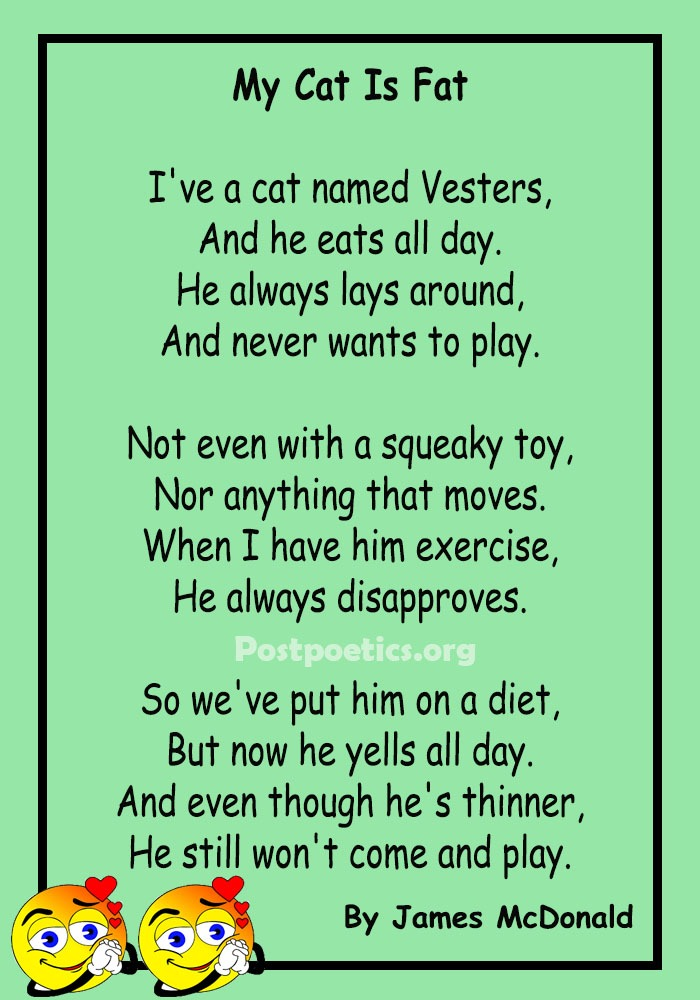 Funny Poems for Kid