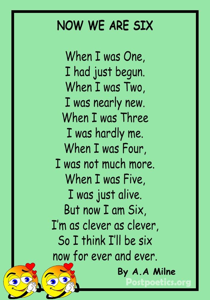 Stupid poem