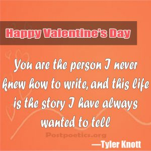 Happy Valentine's Day Quotes For her